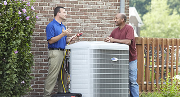 Heating and Air Conditioning in Forest VA